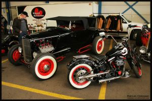 1932 Ford Hotrod by compaan-art