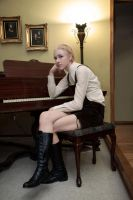 Germany at the Piano by TheSinisterLove