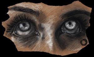 Serie Eyes #4 by Lilith-Symphony