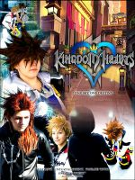 Kingdom Hearts II: The Movie by Kikiyaa