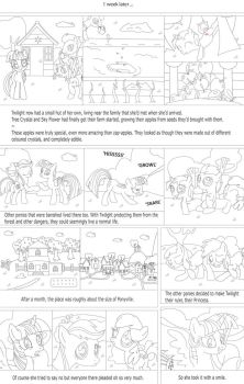 Draft) A Second Chance: Fimfic Comic - Page 6 by DarkofSTP