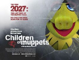 Children of Muppets by damocles88