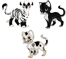 Cat adopts -Open- (1/3) by cinnamongirljet
