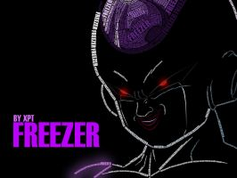 Wallpaper Freezer Tipografico by Alakran