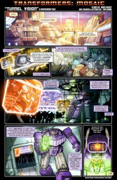 TUNNEL VISION by Transformers-Mosaic