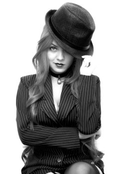 Mafia Miss Fortune by MercyBell