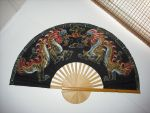 Asian Fan by krissybdesignsstock