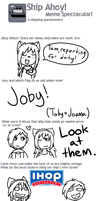 The Shipping Meme by LordCello