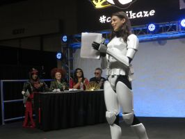 Comikaze Expo 2014: Cosplay Contest 95 by iancinerate