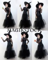 Witch Set 1 by magikstock