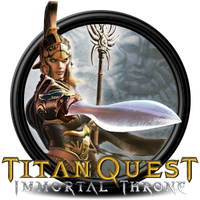 Titan Quest Immortal Throne by madrapper