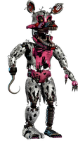 Nightmare Funtime Foxy by Shaddow24