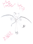 Kyoru the Bat :RQ by mary-chan by Hunnythewhiterabbit