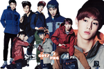 GOT7's PNG Pack {The Star} by kamjong-kai