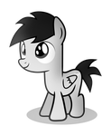 Filly Arzon by GrayTyphoon