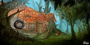 HouseTree by Ultragriffy