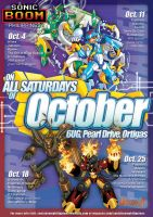 Sonic Boom for October by neurowing