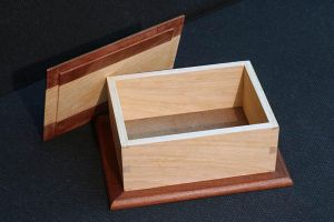 my very first wooden box (open) by ansiaaa