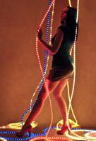 Multicolored Rope Lights 3 by MordsithCara