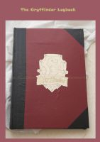 the Gryffindor Logbook by SongThread