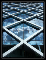 Architectural Reflections by tezzan