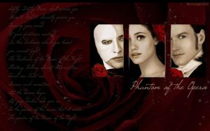Phantom of the Opera by tiannangel