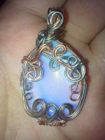 second opal pendant by PK-Photo