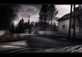 The streets are whispering by wchild