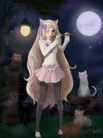 The Cat-catcher by Maneodra