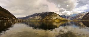 Silent Lake by Tschisi