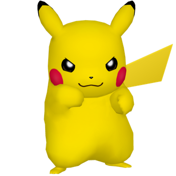 Pikachu: armed and dangerous by WarriorsProductions