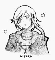 wizard. by tohzuki