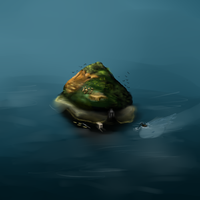 Day 1: Behold the Isle of Marbobthia by amerillo342