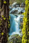 Gentle Falls by StephGabler