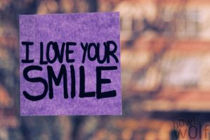 Iloveyoursmile by NightInParis43