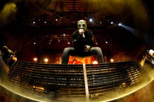 Slipknot - Acer Arena 8 by geeewocka