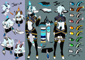 P: REF: Prince Jex (Clothing) by Tacsayo