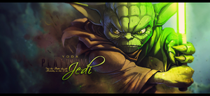 Yoda by The35thChamber