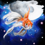 Pisces by AngeInk