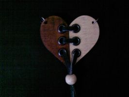MENDED HEART by dionesambrozius