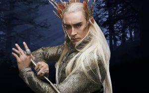 Thranduil - the Elvenking by iary