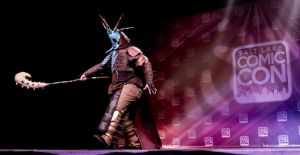 Valka takes the stage by sugarpoultry