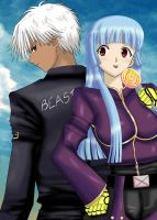 KOF : K' and Kula by Artemisumi