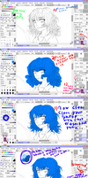Hair Tutorial: My Way by MidnaTheCat
