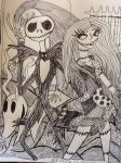 The Nightmare Before Chirstmas by 932-2063