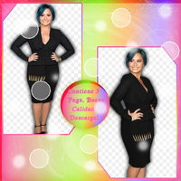 Pack Png De Demi Lovato by NeluEditions