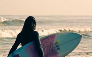 Surf II by noirchile
