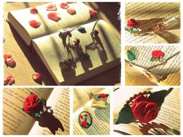 Roses in Paris Set - Details by MadeByHand