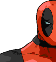 MvC 'Classic' Deadpool by 2ndCityCrusader