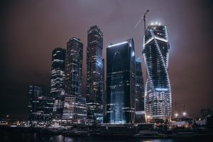 Moscow city 2 by Tori-Tolkacheva